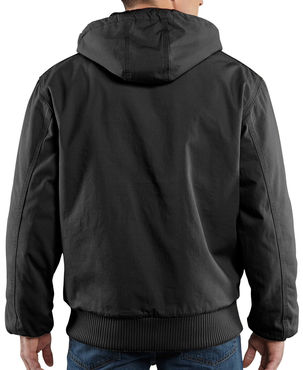 Carhartt University of Tennesse Volunteers Sandstone Active Jacket, Black, hi-res