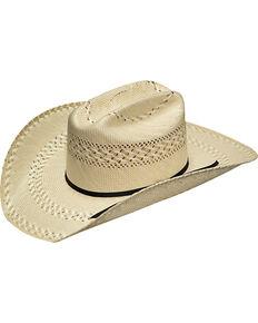 a18540b4af7 Twister Mens Ivory 20X Shantung Added Money Hat
