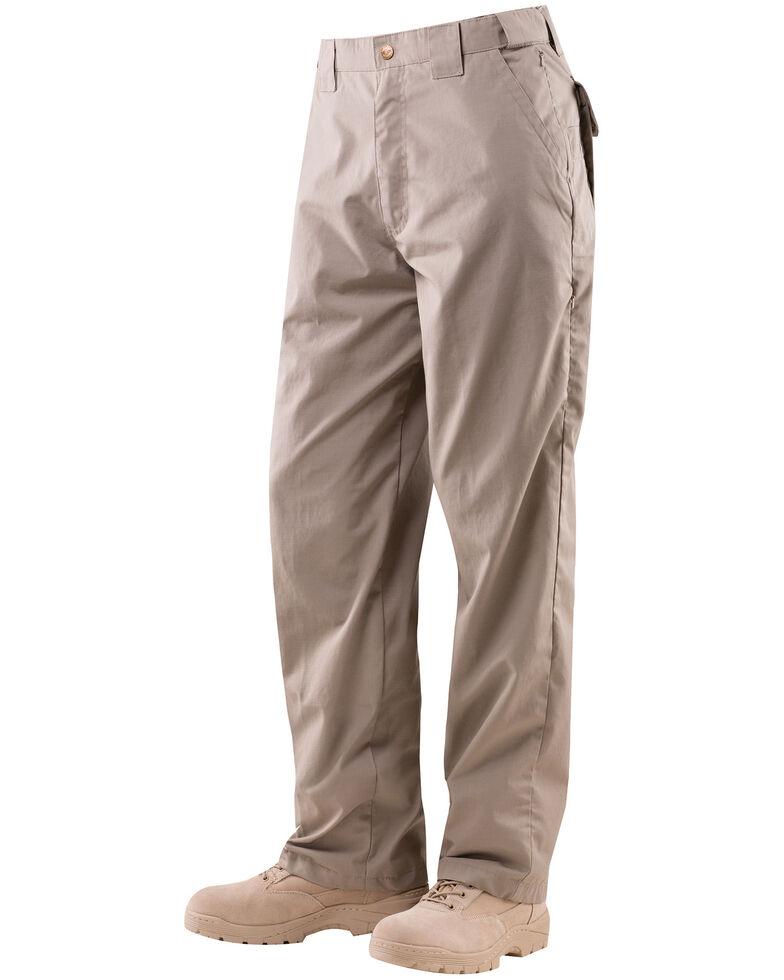 Tru-Spec Men's 24-7 Series Classic Pants, Khaki, hi-res
