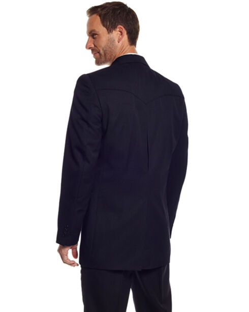 Circle S Men's Black Abilene Sport Coat, Black, hi-res