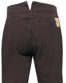 Wahmaker by Scully Canvas Pants, Walnut, hi-res