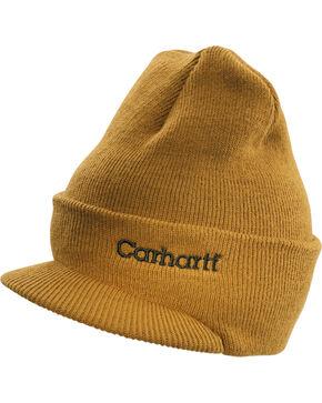Carhartt Visor Cap, Brown, hi-res