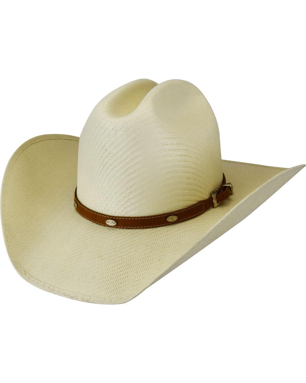Bailey Farson 7X Straw Western Hat, Ivory, hi-res