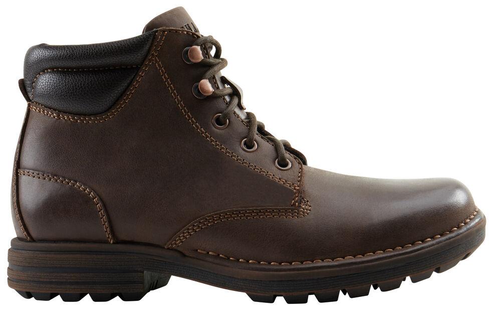 Eastland Men's Brown Jeremiah Boots , Brown, hi-res