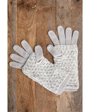 Idyllwind Women's Grey Cozytown 3 Way Gloves, Grey, hi-res