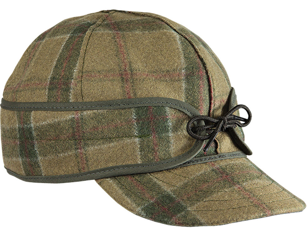 Stormy Kromer Men's Red Pine Original Cap, , hi-res