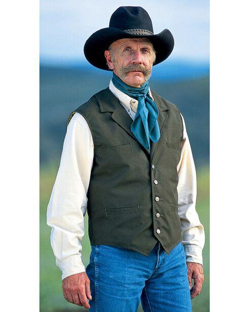 Schaefer Ranger Vest, Tobacco, hi-res