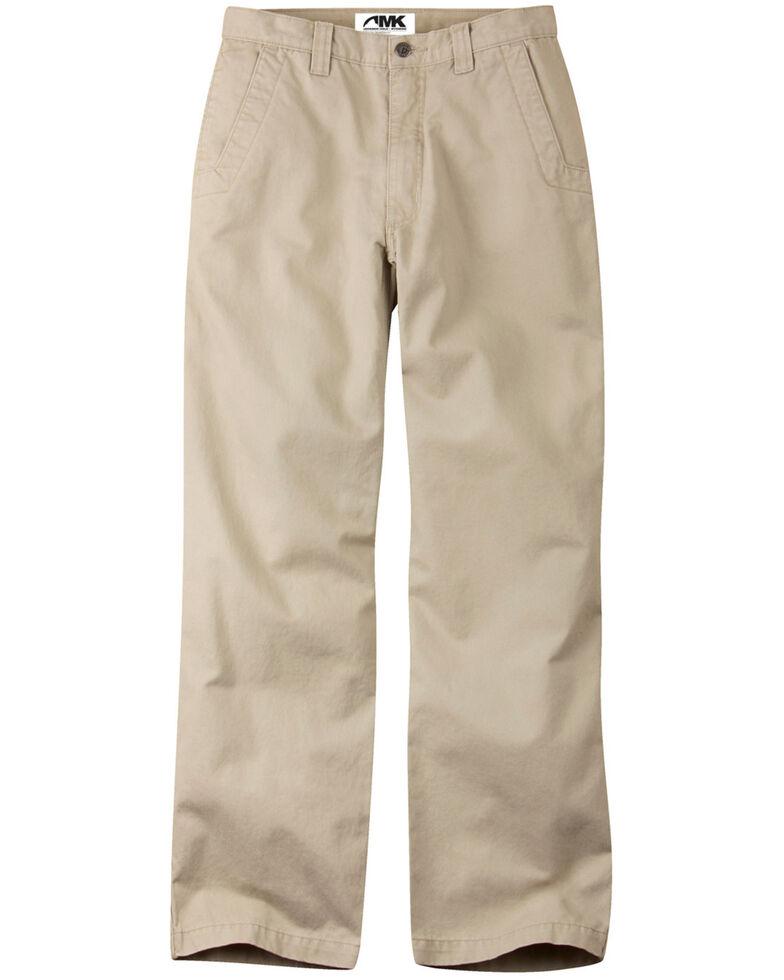 Mountain Khakis Sand Teton Twill Pants - Relaxed Fit, Sand, hi-res