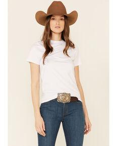 Kimes Ranch Women's White Outlier Logo Short Sleeve Tee, White, hi-res