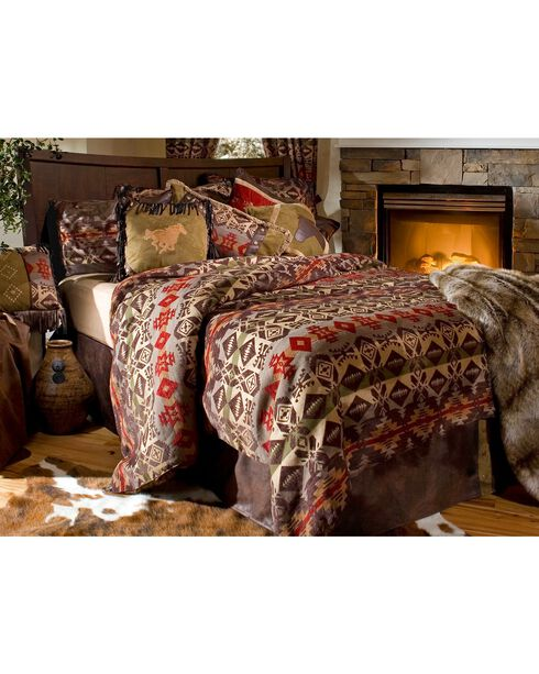 Carstens Montana King Bedding - 5 Piece Set, Multi, hi-res