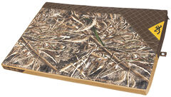 Browning Camouflage Large Pet Bed , Camouflage, hi-res