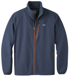 Mountain Khakis Men's Maverick LT Softshell Jacket, Navy, hi-res