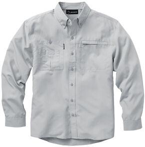 Dri Duck Men's Regulator Shirt - Big Sizes (3XL - 4XL), Grey, hi-res
