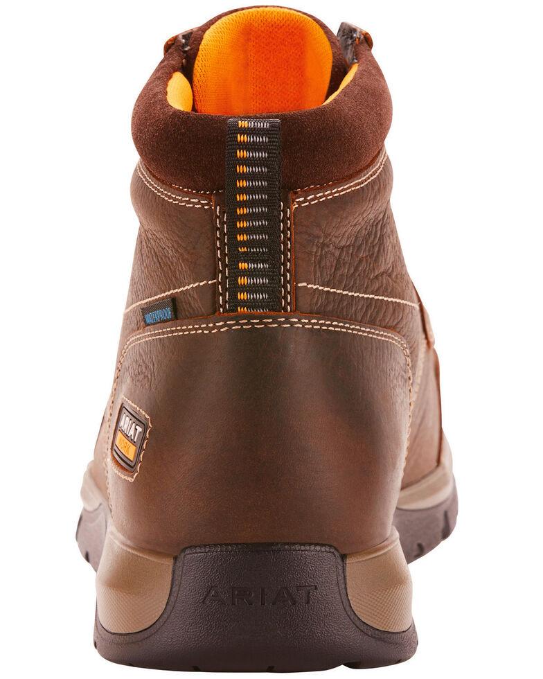 271825f9214 Ariat Men's Brown Waterproof Edge LTE Chukka Boots - Composite Toe