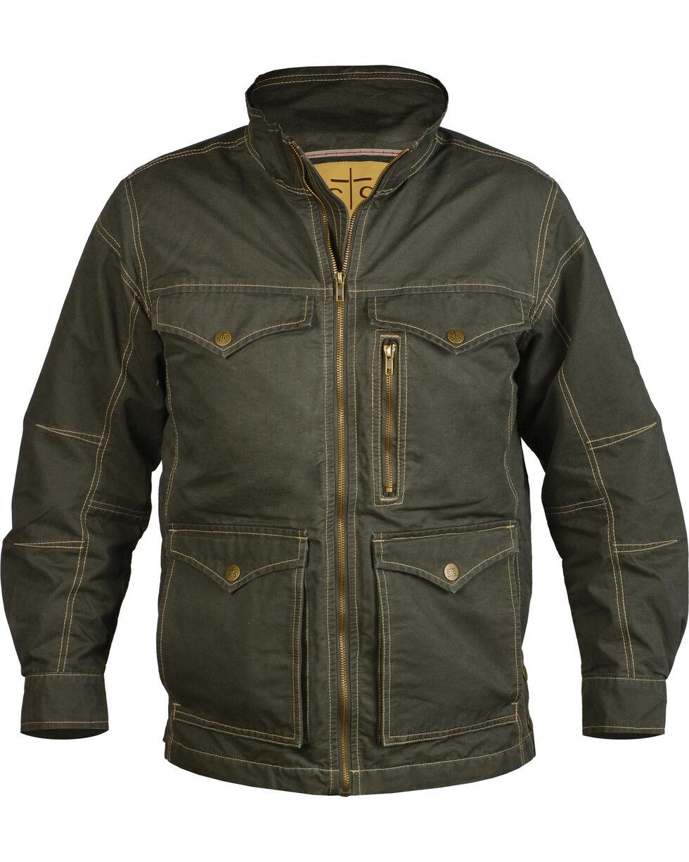 STS Ranchwear The Sundance Jacket - Big & Tall , Green, hi-res