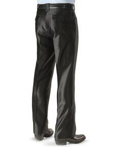 Circle S Boise Western Suit Slacks - Big, Black, hi-res