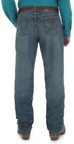 Wrangler Men's 20X Cool Vantage Competition Jeans - Storm Blue, Denim, hi-res
