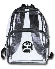 HOOey Nitro Clear Backpack , Black, hi-res