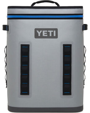 Yeti Grey Hopper Backflip 24 Cooler , Grey, hi-res