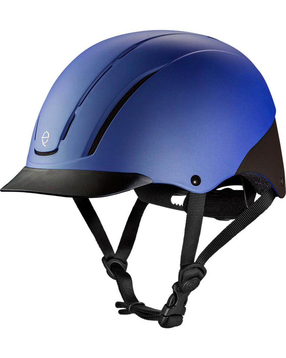 Troxel Periwinkle Duratec Spirit Riding Helmet , Periwinkle, hi-res