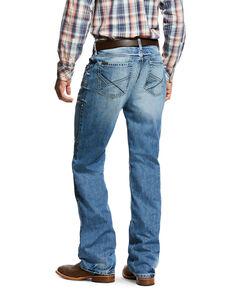 Ariat Men's M4 Alamo Low Rise Boot Jeans , Indigo, hi-res