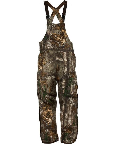 Berne Men's Camo Blizzard Bib Overalls - Big, Camouflage, hi-res