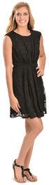 Black Swan Harper Dress, Black, hi-res