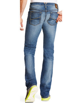 Ariat Men's M7 Rocker Chapman TEKStretch Straight Leg Jeans, Blue, hi-res
