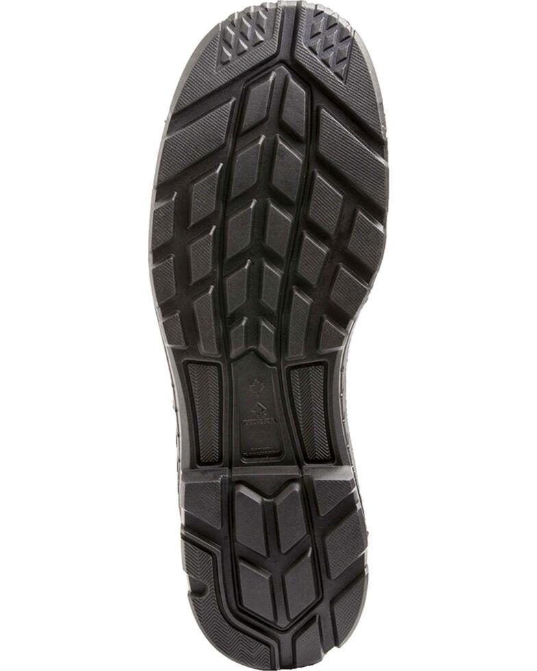 Terra Men's Pilot Work Boots - Composite Toe, Brown, hi-res