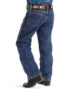 Wrangler Jeans - George Strait - 4-7, Denim, hi-res
