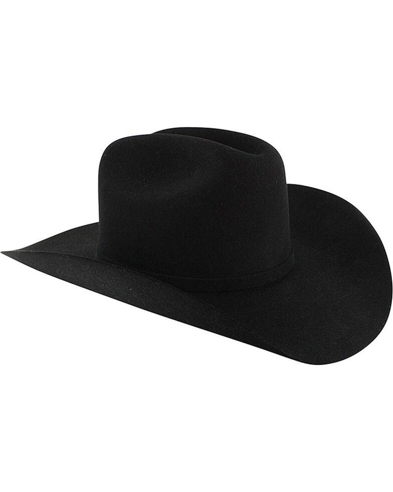 e793e53ee Stetson Men's Apache 4X Buffalo Felt Cowboy Hat