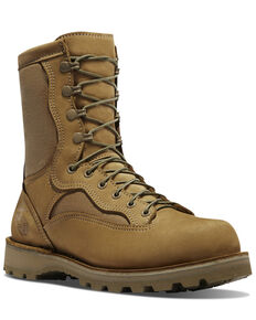 Danner Men's Marine Expeditionary Duty Boots - Soft Toe, Brown, hi-res