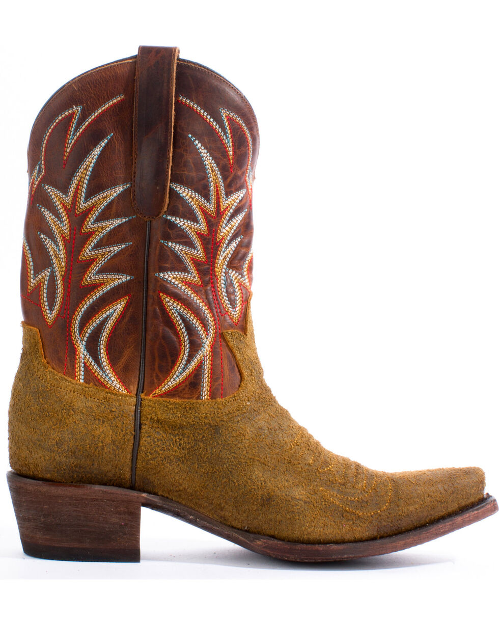 Junk Gypsy by Lane Honey Tan Dirt Road Dreamer Boots - Snip Toe, Honey, hi-res