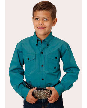 90s Kids Aztec /& Floral Print Button Down Shirt Size 2T Western Shirt Kids Vintage Toddler Western Shirt 3T Kids Southwestern Shirt