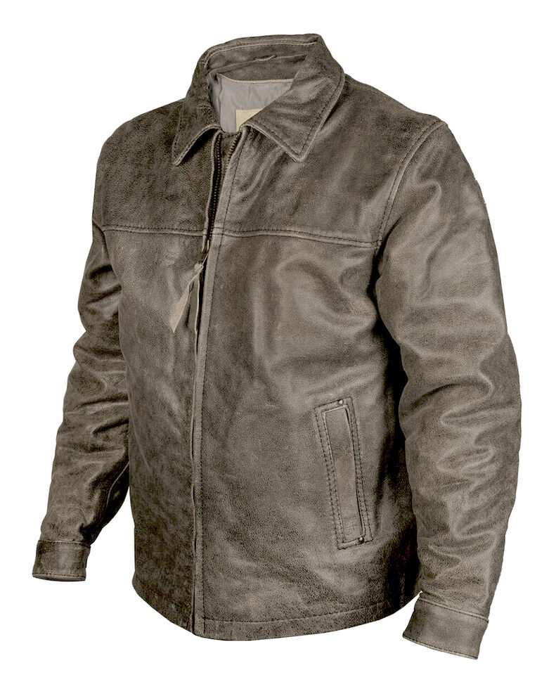 STS Ranchwear Men's Rifleman Jacket, Black, hi-res