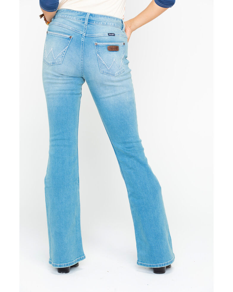 Wrangler Retro Women's Sadie Light Low Rise Boot Jeans , , hi-res