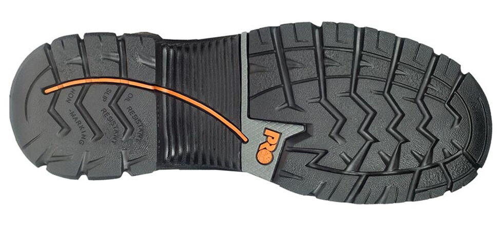 "Timberland Pro Men's 6"" Endurance Premium WP Boots - Steel Toe, Black, hi-res"
