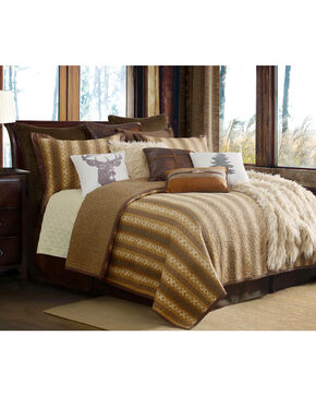 HiEnd Accents Hill Country Quilt 3-Piece Bedding Set - Full/Queen, Multi, hi-res