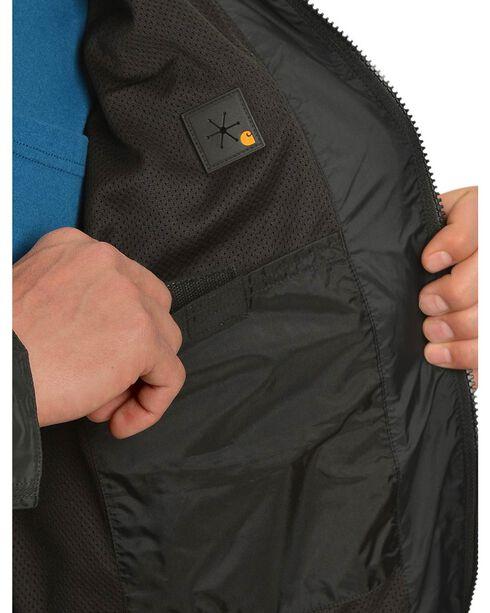 Carhartt Rockford Nylon Jacket, Black, hi-res