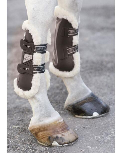 Veredus Baloubet Grand Prix Front Boots, Black, hi-res