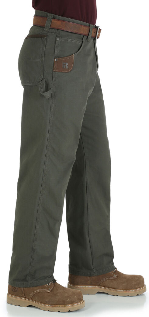 Wrangler Men's Riggs Carpenter Work Jeans, Loden, hi-res
