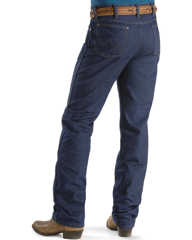 Wrangler slim fit stretch jeans 30 inseam