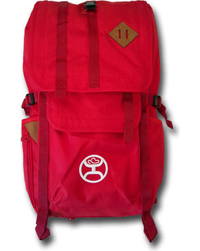 Hooey Topper Do It All Backpack , Red, hi-res