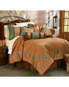 HiEnd Accents Las Cruces II Comforter Set - Twin Size, Multi, hi-res