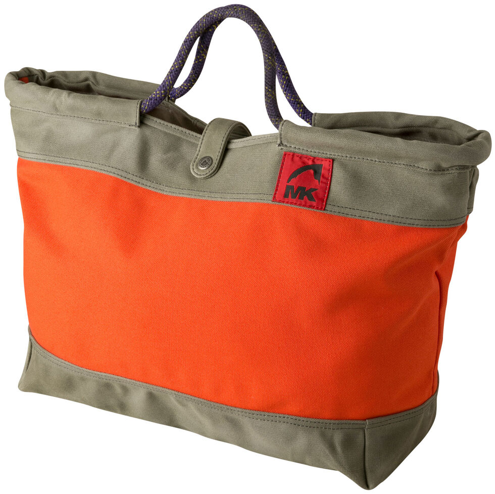 Mountain Khakis Orange Market Tote Bag, Orange, hi-res