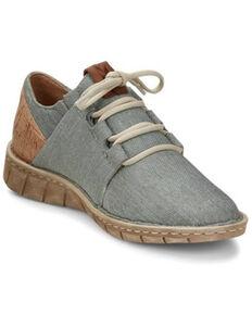Tony Lama Women's Racey Casual Shoes, Grey, hi-res