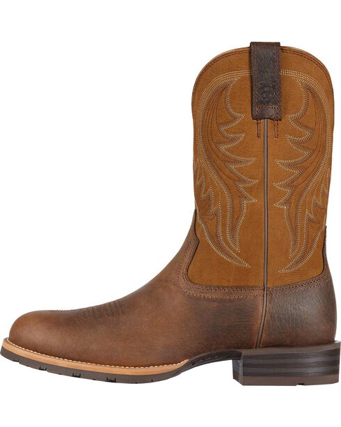 Ariat Hybrid Rancher Cowboy Boots - Round Toe, , hi-res