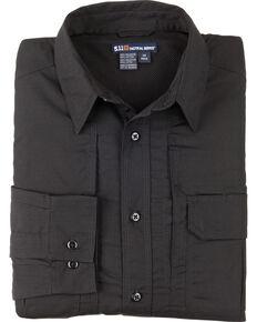 5.11 Tactical Women's Taclite Pro Long Sleeve Shirt, Black, hi-res