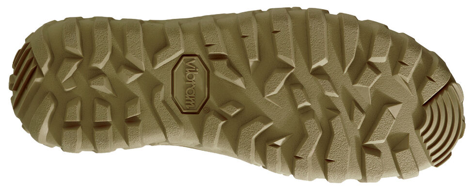 Rocky S2V Tactical Military Boots - Steel Toe, Brown, hi-res