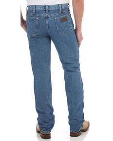 Wrangler Men's Dark Stone Premium Performance Cowboy Cut® Slim Fit Jeans - Straight Leg, Dark Stone, hi-res